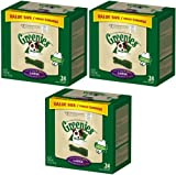 Greenies Dental Chews Value Size Large 72ct 108oz(3 x 36oz Tubs), My Pet Supplies