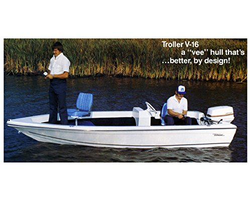 1983-troller-v-16-power-boat-factory-photo