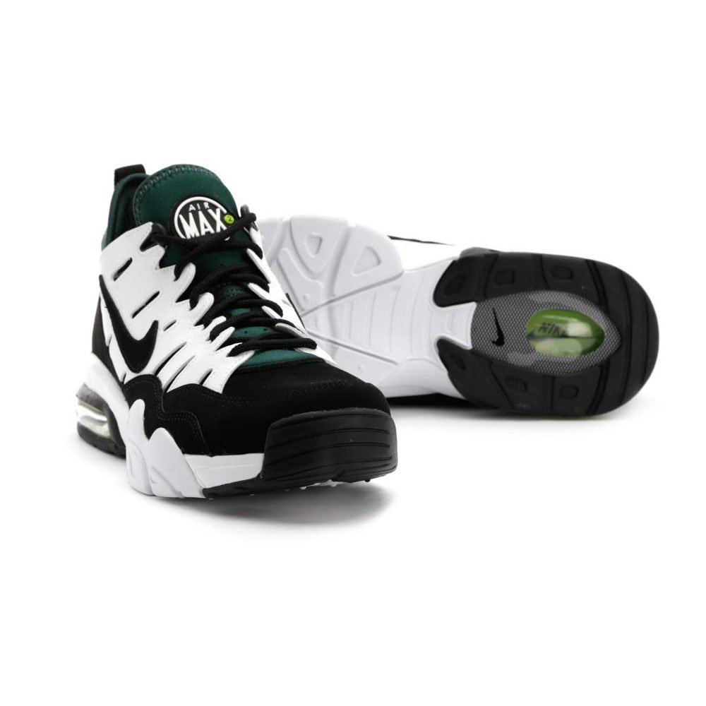 56ad78549514b Amazon.com | Nike Men's Air Trainer Max '94 Low Black/White/Dark ...