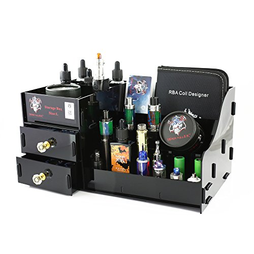 e cigarette display case - 1