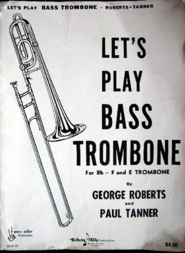 Let's Play Bass Trombone