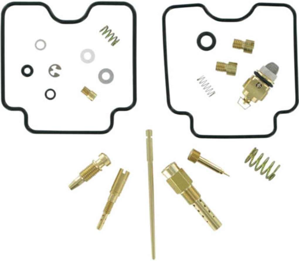 Royalr Car Carb Repair Kit Carburetor Carburetor Rebuild Kit Repair Kit for Yamaha Grizzly 660 4x4 2002 2003 2004 2005 YFM660FW