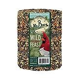Mr. Bird Wild Bird Feast Birdseed Large Cylinder 4 lbs.