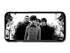 "AMAF ? Accessories Arctic Monkeys Rock Band Black & White Wall case for iPhone 6 Plus (5.5"")"