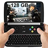 GPD Win 2 [128GB M.2 SSD Storage] 6' Mini Handheld Video Game Console Portable Windows 10 Gameplayer Laptop Notebook Tablet PC CPU M3-7y30 lntel HD Graphics 615 8GB/128GB