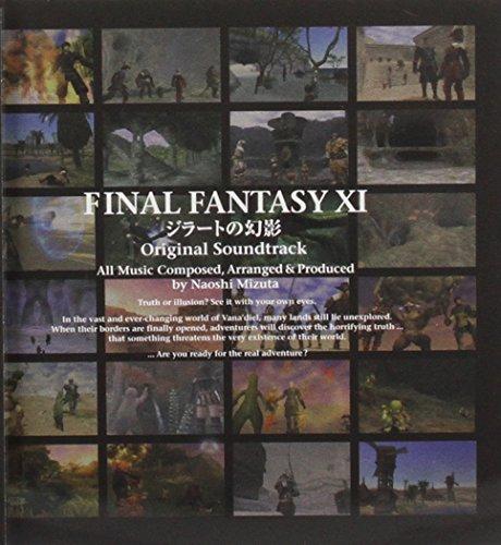 Price comparison product image Final Fantasy,  Vol. 11: Zilart No Genei