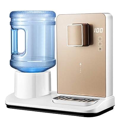 L&XY Mini Dispensador De Agua para Computadora Caliente De 6 Segundos Y Velocidad: Agua Fría