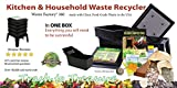 Worm Factory 360 WF360B Worm Composter, Black (Lawn & Patio)