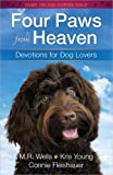 img - for Four Paws from Heaven: Devotions for Dog Lovers book / textbook / text book