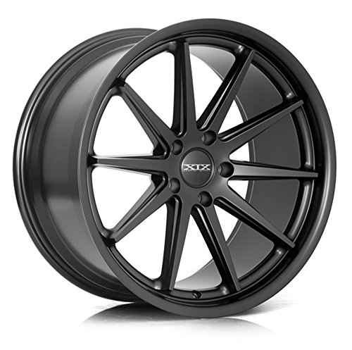 Black Spoke Wheels - 8