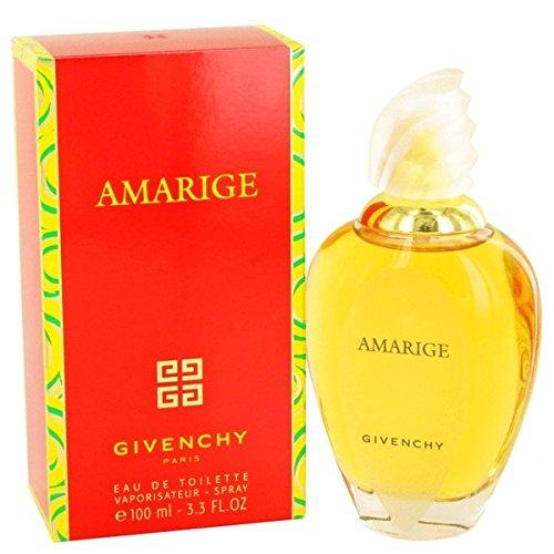 AMARIGE by Givenchy 3.3 Ounce / 100 ml Eau de Toilette Women Perfume (Givenchy Gardenia Perfume)