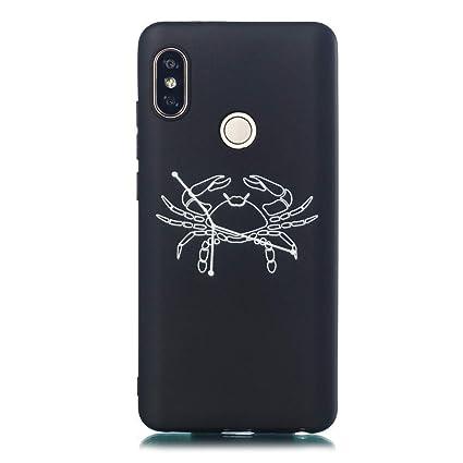 Amazon.com: Xiaomi Redmi Note 5 Pro Funda, Suave TPU ...