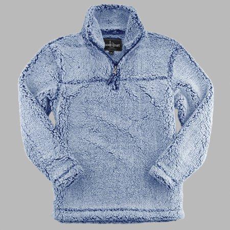 boxercraft - Unisex Sherpa Quarter-Zip Pullover - Q10 by boxercraft