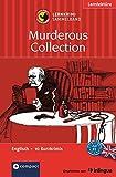 Murderous Collection (Lernkrimi Sammelband): 10 englische Kurzkrimis. Wortschatz & Grammatik - Niveau A2 / B1 (Compact Lernkrimi)