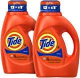 Tide Liquid Detergent Original Scent 50 Fluid Ounce (2pk)
