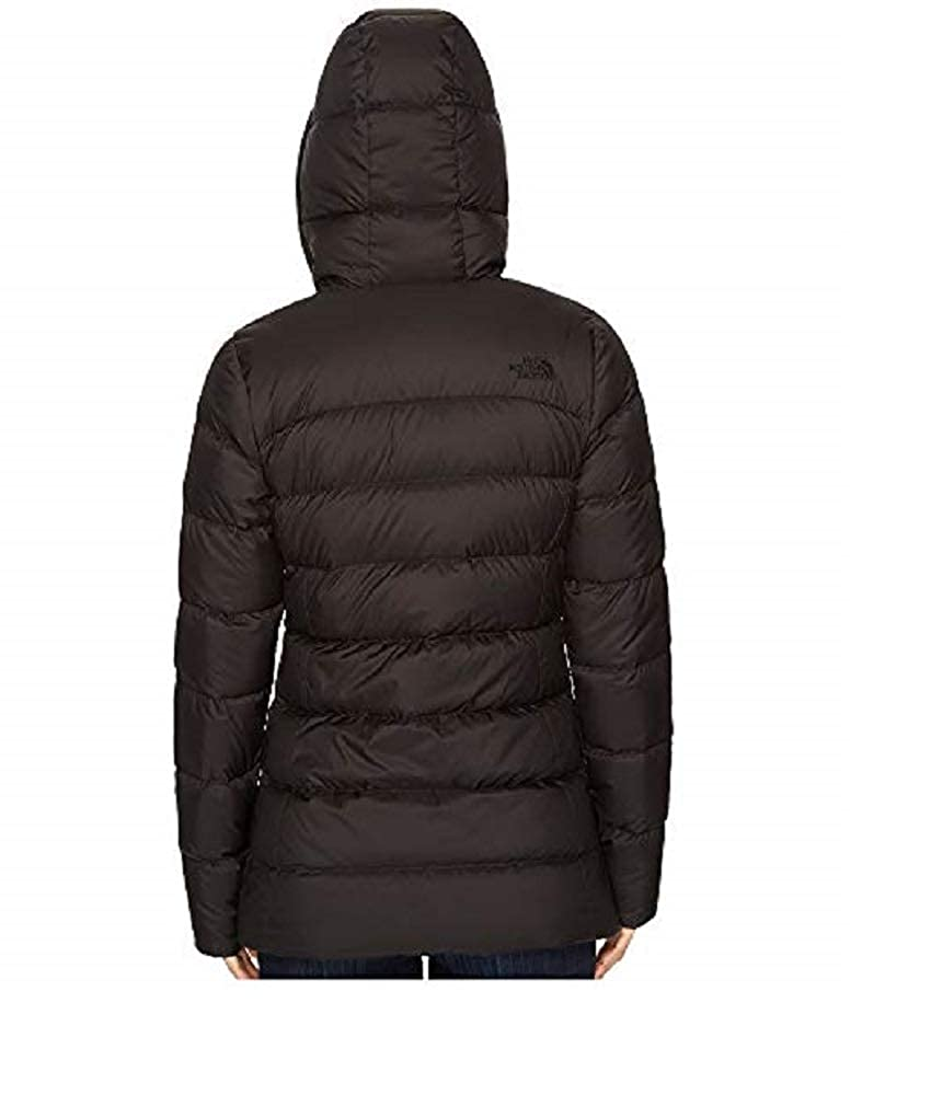 ee9992420c Amazon.com  The North Face Women s Nuptse Ridge Jacket (TNF Black ...