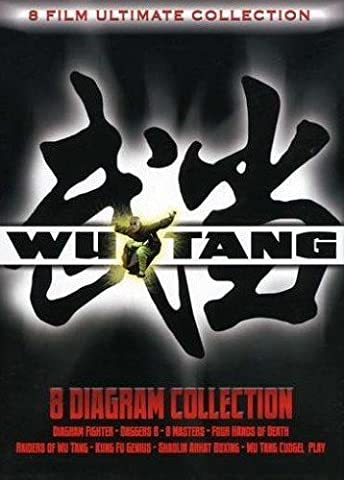 Wu Tang 8 Diagram Collection (Wu Tang Dvd Collections)