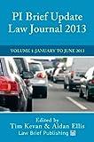 Pi Brief Update Law Journal, , 095755303X
