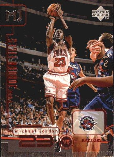 - 1998 Upper Deck Michael Jordan Living Legend Basketball Card (1998) #160 Michael Jordan