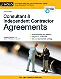 img - for Consultant & Independent Contractor Agreements book / textbook / text book