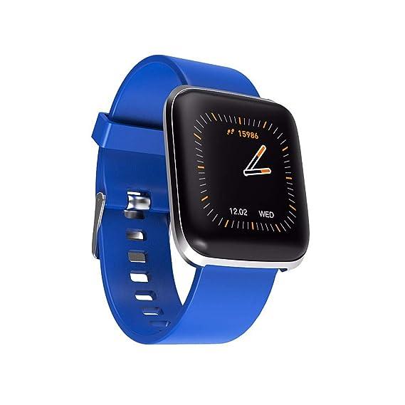 Reloj Inteligente Pantalla Táctil Completa Pulsera de ...