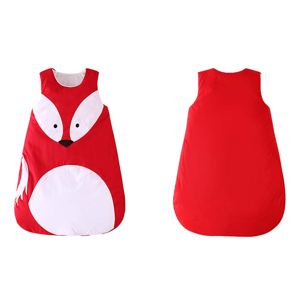 imprim/é Animal Coton Bio Confortable Unisexe Naissance Lange Wearable Couverture pour Enfant 0 Coton M-85CM JYCRA b/éb/é Sac de Couchage Panda 36/Mois Les Tout-Petits