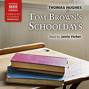 Tom Brown's Schooldays Audiobook