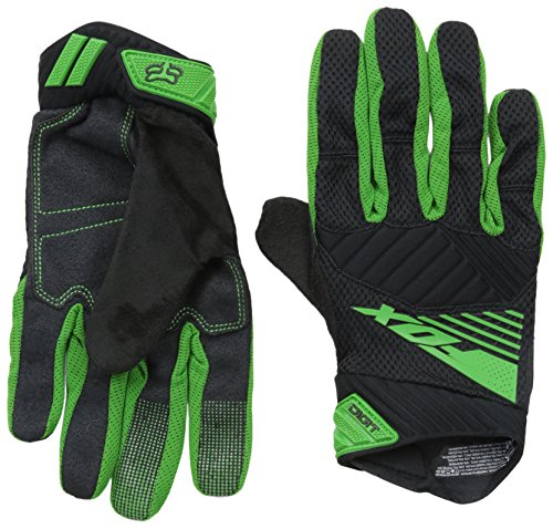 Fox Men's Digit Gloves, Green, 2X