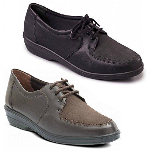 Para Padders Vestir Negro De Zapatos Mujer Pfnx6fw