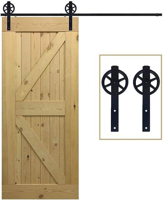 182CM/6FT Herraje para Puertas Kit de Accesorios para Puerta ...