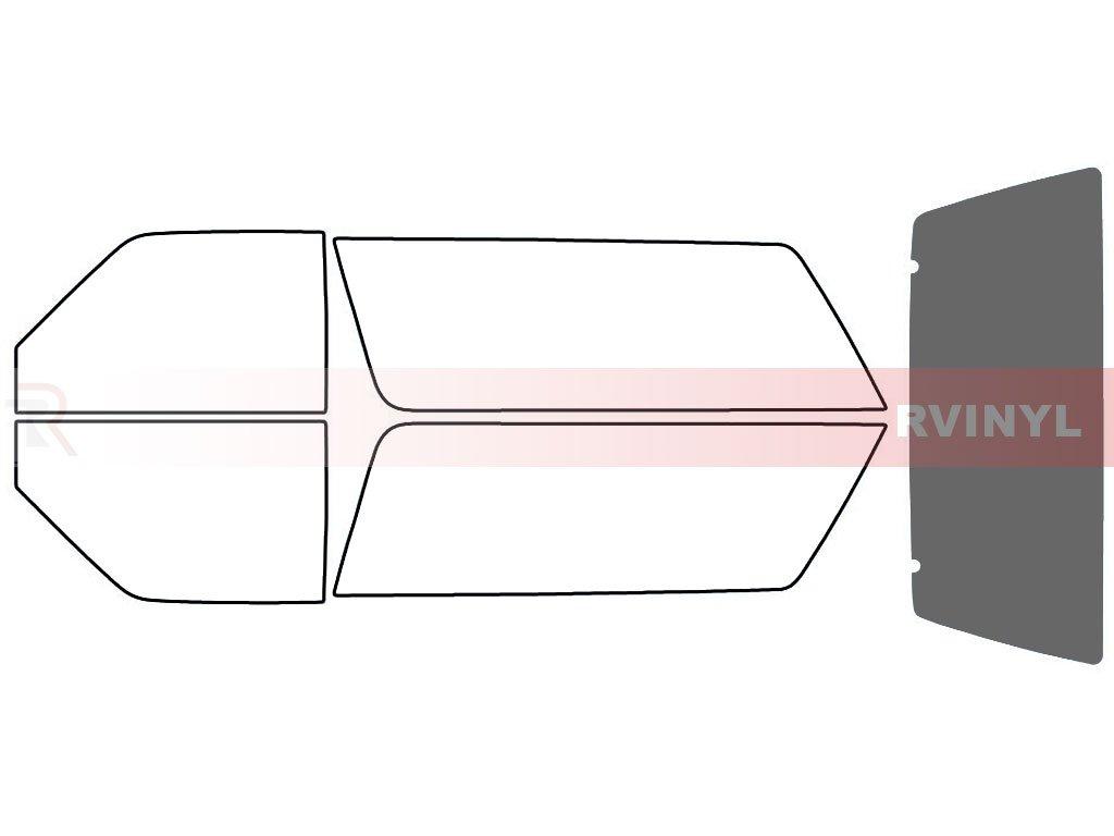 Automotive Interior Accessories Rtint Window Tint Kit for ...