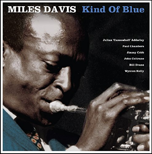 Kind Of Blue (Blue Vinyl 180 gram) - miles Davis