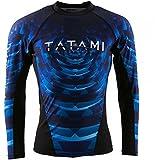 Tatami Vortex Rashguard - Blue
