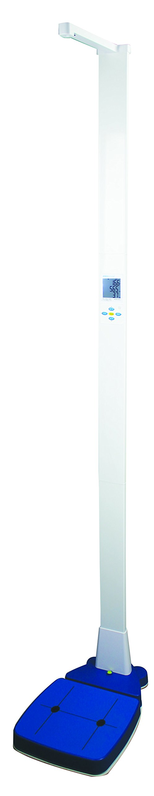 Adam Equipment MUW 300L Ultrasonic Height and Digital Health Scale, 300kg Capacity, 50g Readability