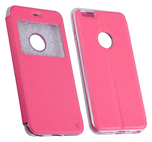 One plus Metallic Cover Fall für BQ AQ M5.5–Pink