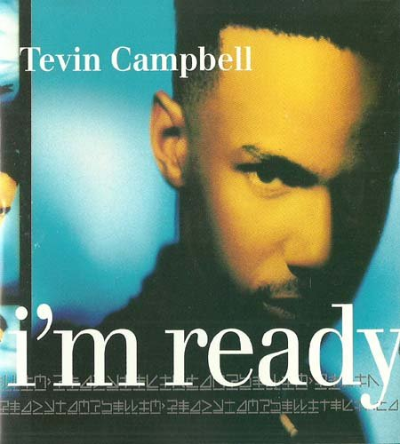 incl. Can We Talk ? (CD Album Tevin Campbell, 14 Tracks)