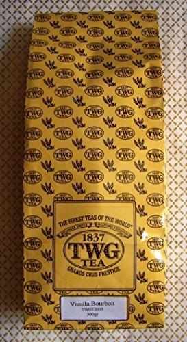TWG Tea - Vanilla Bourbon Tea (TWGT2003) - 17.63oz / 500gr Loose Leaf BULK BAG by Unknown