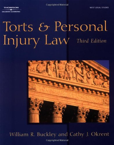 Torts & Personal Injury Law