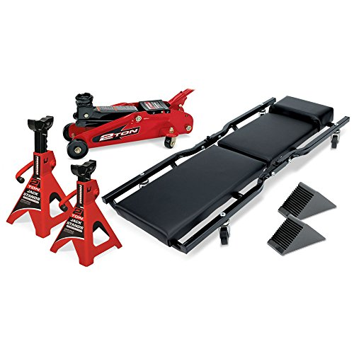 Auto Floor Jack (Alltrade 640816 6Pc Garage Service Combo)
