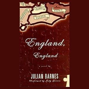 England, England Audiobook