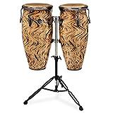 "Latin Percussion Aspire Series Conga Set 10"", 11"" - Havana Cafe"