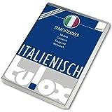 tulox Sprachtrainer Italienisch - Vokabeltrainer, Konjugations- und Grammatiktrainer inklusive großem komplett vertontem Wörterbuch mit 90.000 Vokabeln