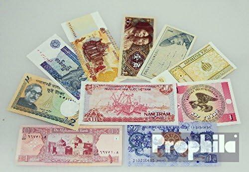 Prophila Collection Asia 10 Diferentes Billetes Fuera Asia (Billetes para los coleccionistas): Amazon.es: Juguetes y juegos