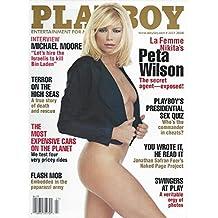 Playboy Magazine - July 2004 - Peta Wilson
