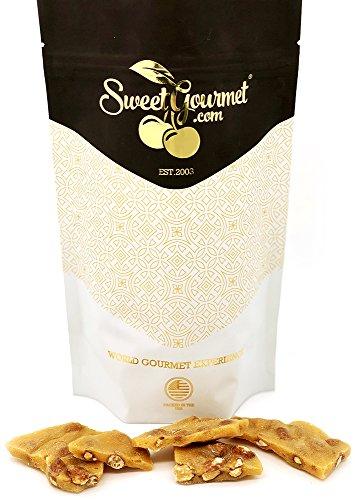 (SweetGourmet Old Dominion Peanut Brittle, 16 Oz, 1lb)