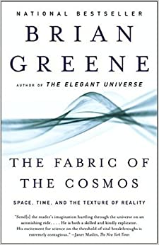 Book By Brian Greene The Fabric of the Cosmos (Twelfth Impression)
