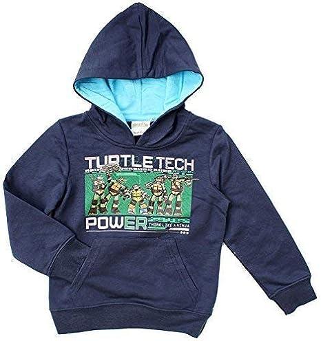 TMNT Niños Las Tortugas Ninja Tech Power Suéter Sudadera con ...