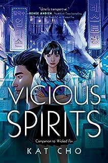 Book Cover: Vicious Spirits
