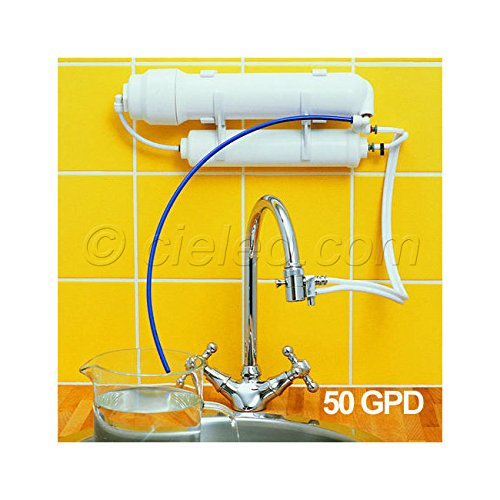 Osmoseur CP-35 sur evier HYDROPURE