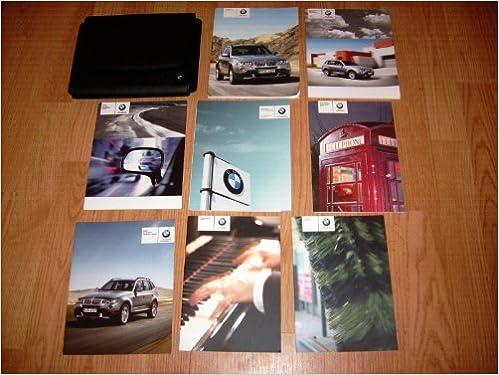 2007 bmw x3 manuals